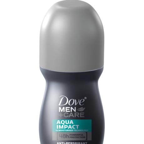 Dove Men+Care Aqua Impact Roll-on Anti-Perspirant Deodorant 50ml