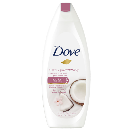 Dove Purely Pampering Coconut Milk Body Wash 250ml