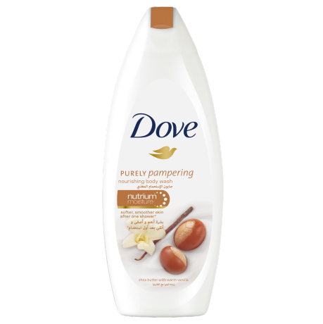 Dove Purely Pampering Shea Butter Body Wash 250ml