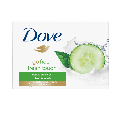 Dove Go Fresh Cucumber & Green Tea Beauty Bar 100g