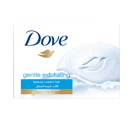 Dove Gentle Exfoliating Beauty Bar 100g