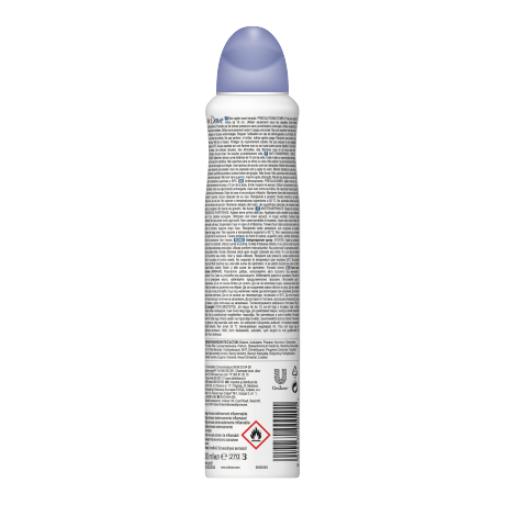 Dove Antitranspirante aerosol Original 200 ML