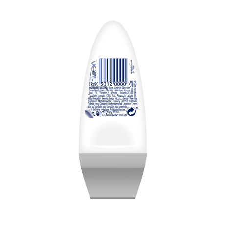 PNG - Dove W Roller Invisible Dry 50ML