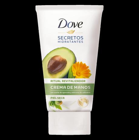 Dove Crema de Manos Aguacate Ritual Revitalizador 75ml