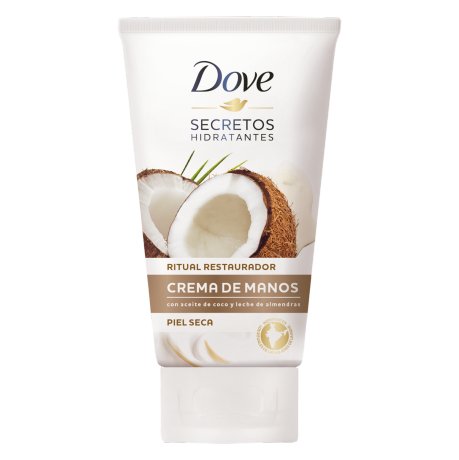 Dove Crema de Manos Coco Ritual Restaurador 75ml