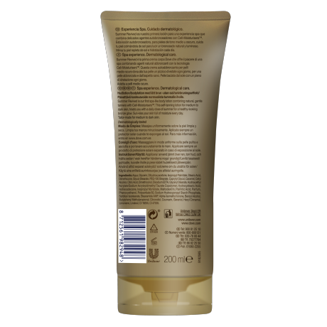 Dove DermaSpa Body lotion self-tanning Summer revived for medium to da