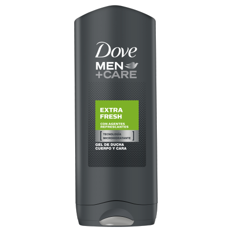 Dove Men+Care Gel de Ducha Extra Fresh 400ml