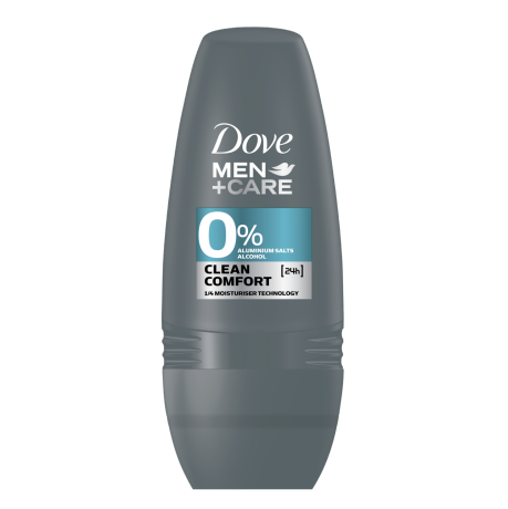 PNG - Men+Care Roll-On 0% Aluminio Clean Comfort