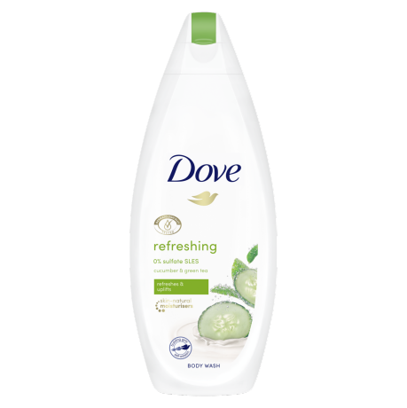Dove Refreshing Shower Gel 225ml