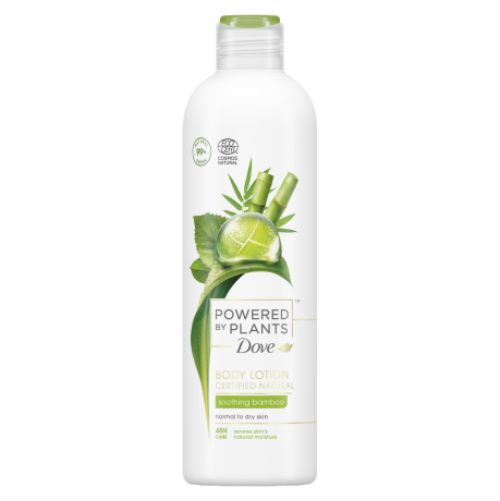 Dove Powered by Plants Body Lotion Bamboo 250ml