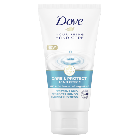 Dove Care&Protect kézkrém 75 ml