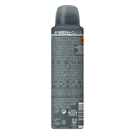 Men+Care Extra Fresh Antiperspirant Spray
