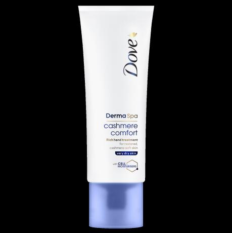 Dove DermaSpa Cashmere Comfort Hand Cream 75ml