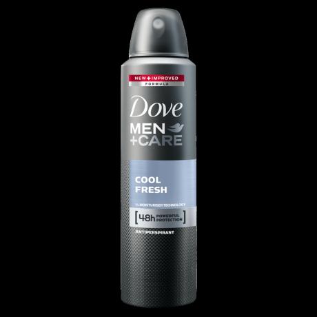 Dove Men+Care Cool Fresh Antiperspirant 150ml