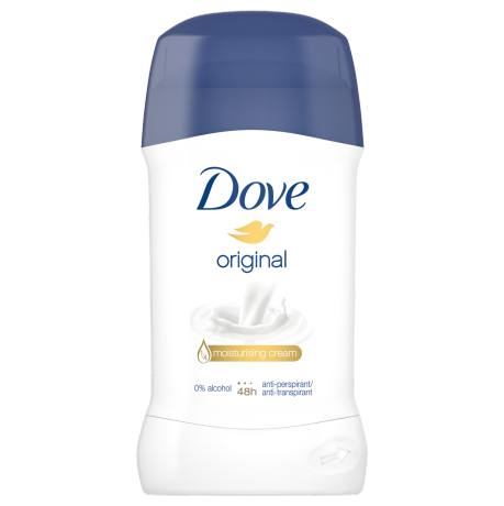 Dove Original Stick Antiperspirant 40ml