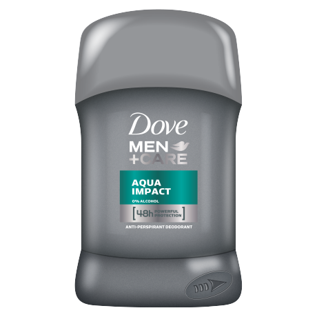 Dove Men+Care Clean Comfort Stick Antiperspirant 50ml