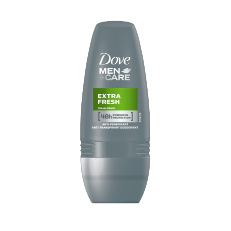 Dove Men+Care Extra Fresh Antiperspirant Roll-on 50ml