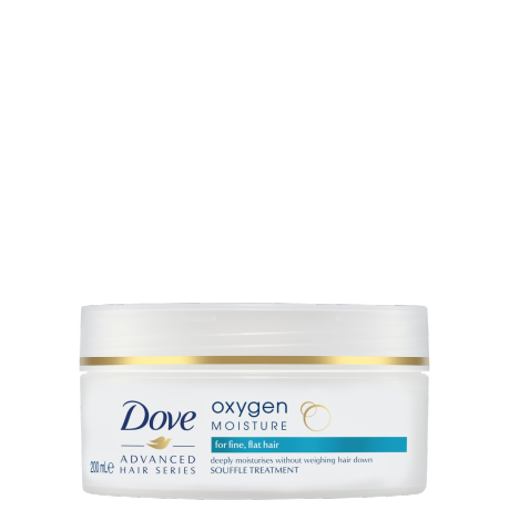 Dove Oxygen Moisture Mask 200ml