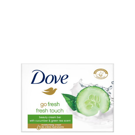 Dove Cucumber & Green Tea Bar Soap 100g