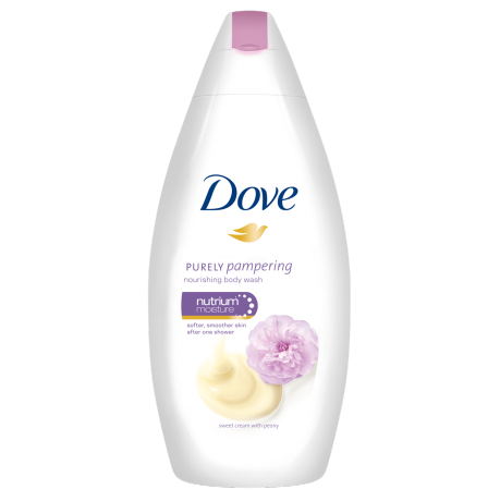 Dove Purely Pampering Sweet Cream with Peony Body Wash 250ml