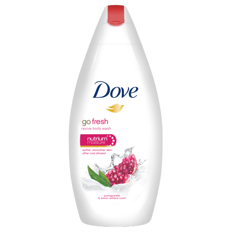 Dove Go Fresh Pomegranate & Lemon Duschcreme 250ml