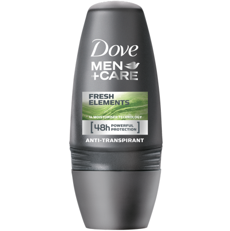 Dove MEN+CARE MEN+CARE Fresh Elements Anti-Transpirant-Roll-On 50 ml