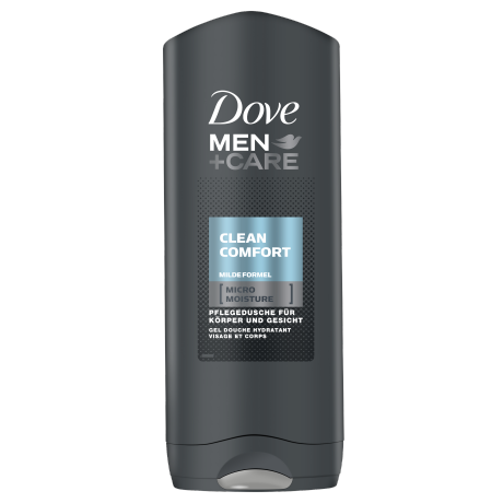 Dove MEN+CARE Pflegedusche Clean Comfort 250 ml