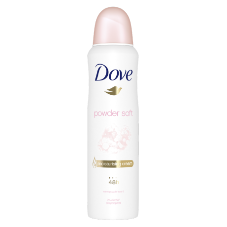 PNG - DOVE DEODORANT POWDER SOFT 150 ML
