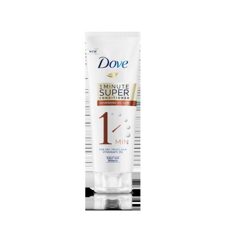 Dove 1 Minute Super Conditioner Nourishing Oil Care 180ml
