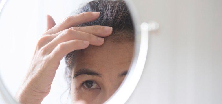 Cek Jenis Rambutmu dengan 5 Trik Ini