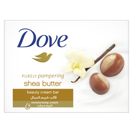 Dove Cream Bar Shea Butter 100gr