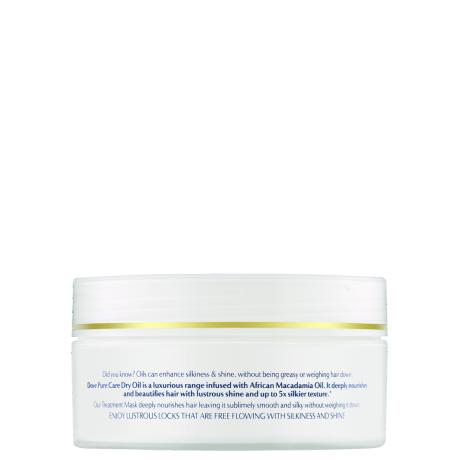 Dove_Pure Care Dry Oil Mask_200ml_8712561497091_TR