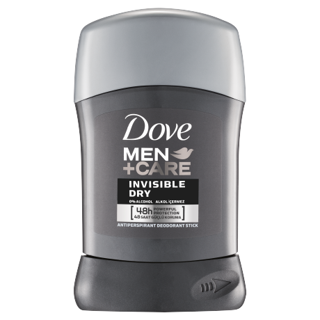 Dove Men Deodorant Stick Invisible Dry 50gr