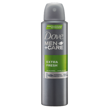 Dove Men Deodorant Sprey Extra Fresh 150ml