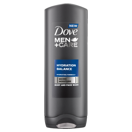 Dove Men Duş Jeli Hydration Balance 250ml