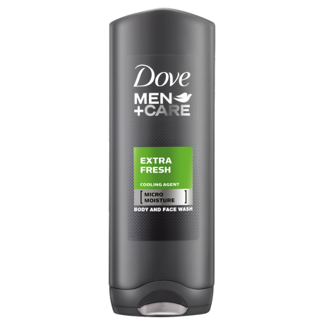 Dove Men Duş Jeli Extra Fresh 250ml