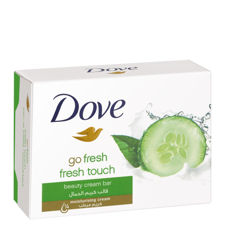 Dove Cream Bar Fresh Touch 100gr