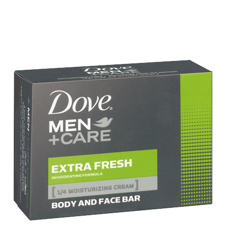 Dove Men Cream Bar Extra Fresh 90gr