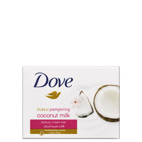 Dove Bar Coconut 100ml