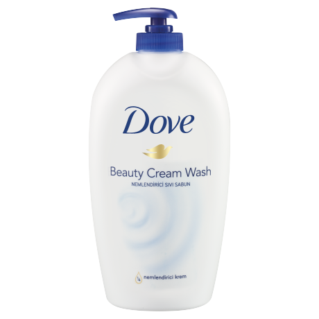 Dove Sivi Sabun Beauty Cream Wash 500ml