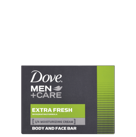 Dove Men+Care Extra Fresh Body and Face Bar 90g