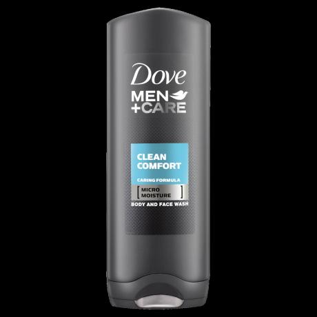 Dove Men+Care Clean Comfort Duschcreme 250ml