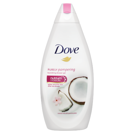Dove Duş Sütü Coconut 500ml