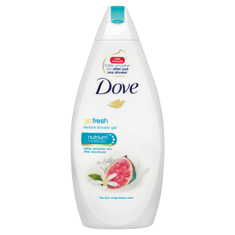 Dove Duş Sütü Go Fresh Restore 500ml