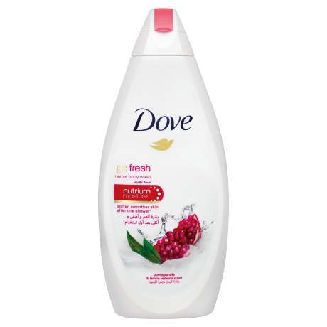 Dove Duş Sütü Go Fresh Revive 500ml
