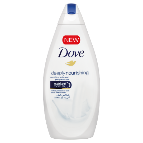 Dove Duş Sütü Deeply Nourishing 500ml