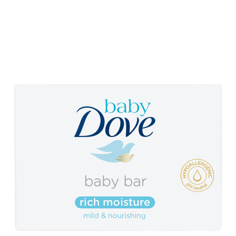 Baby Dove Rich Moisture Bar 75g