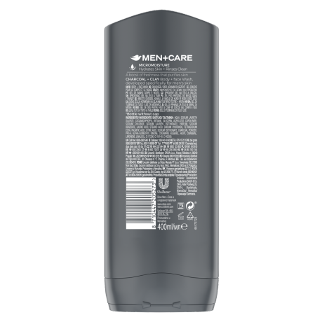 PNG - Rollout_Dove Men+Care_Charcoal & Clay_400ml