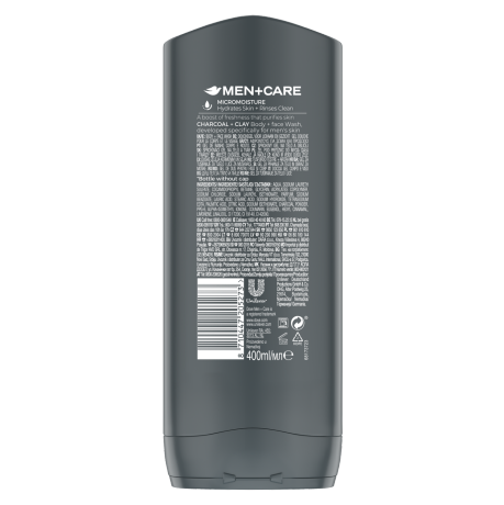 PNG - Dove Men+Care_Charcoal & Clay_400ml