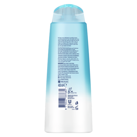 PNG - Dove_Daily Moisture Light_400ML